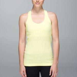 LULULEMON Neon Yellow Bright Swiftly Tank Top 6